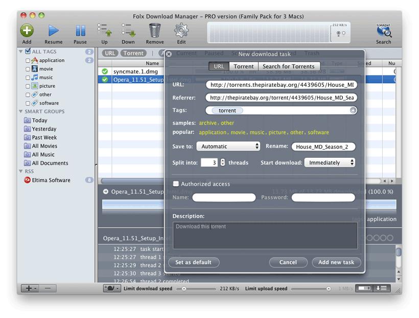 Torrenting Programs For Mac
