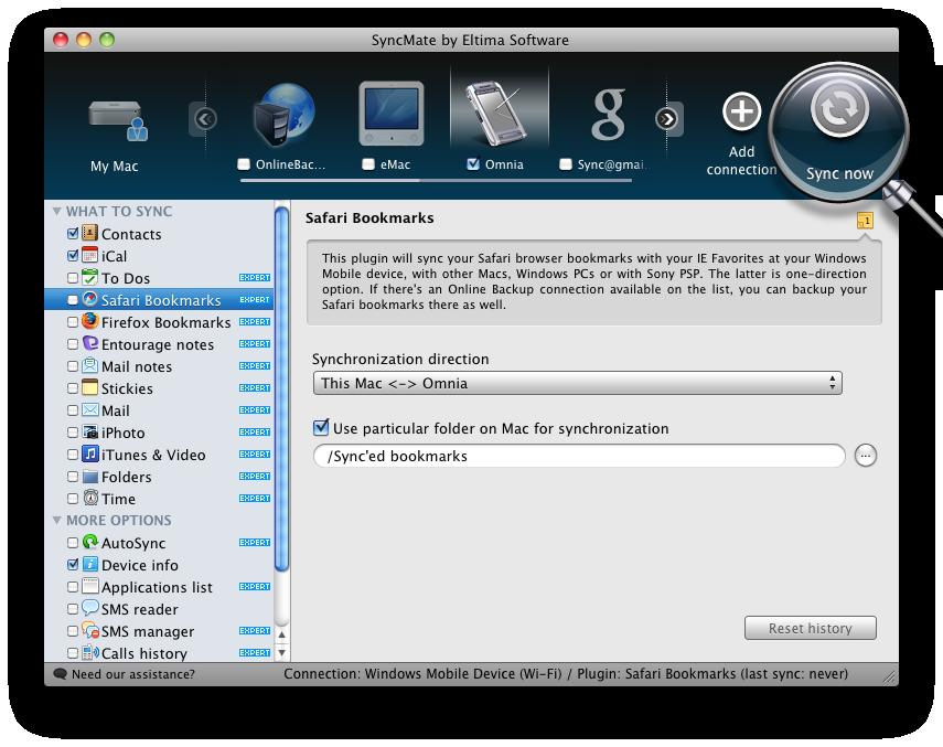 Syncmate Mac Serial number