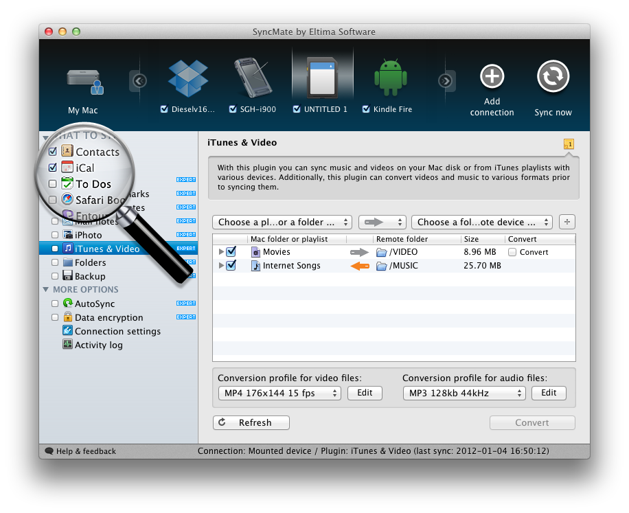 how to sync one drive mac