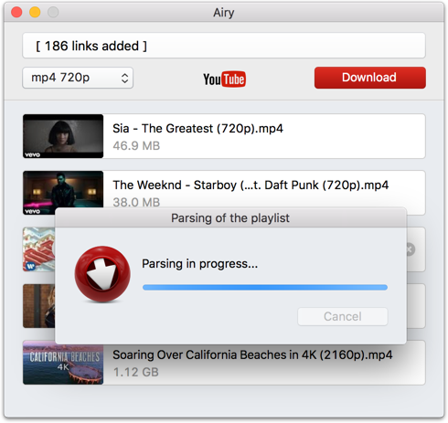 Download Music from YouTube on Mac