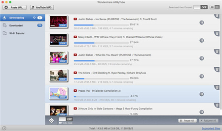 Conversor de youtube a mp3 para mac