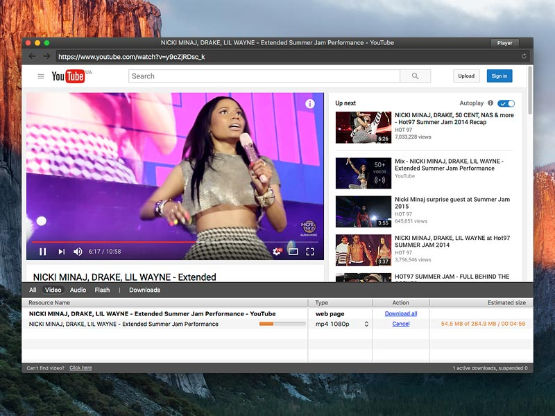 How to download MP4 on Mac from YouTube