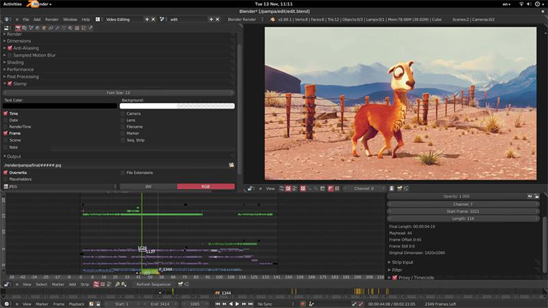 Blender for Mac