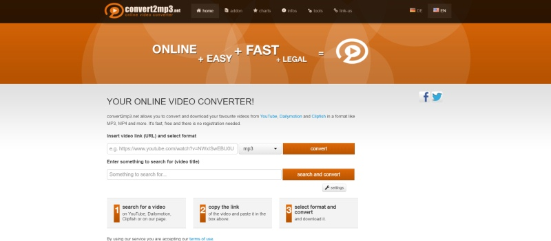 Download youtube videos to mp3 online, free