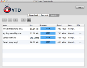 YouTube video downloader Mac