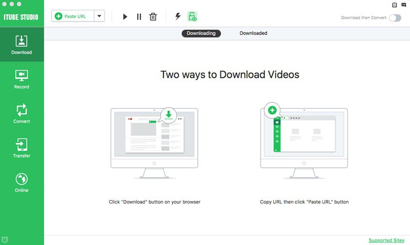 browser youtube video downloader