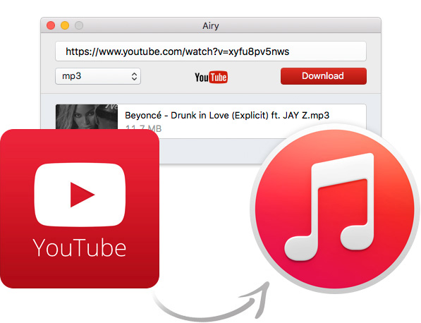 download youtube audio mp3 mac