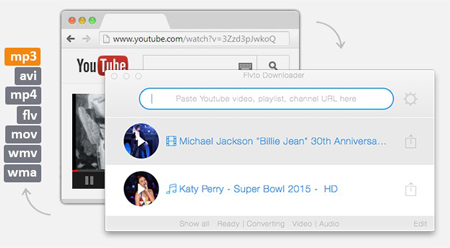 YouTube to mp3 Downloader for Mac