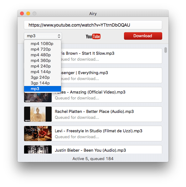YouTube Downloader for Windows - Download Videos