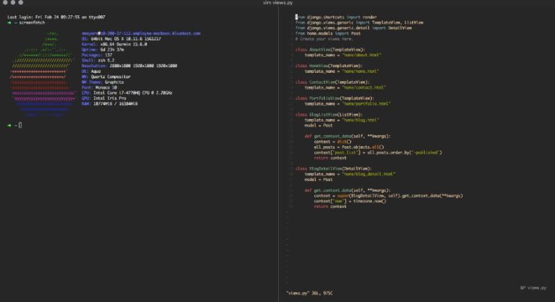 terminal emulation software for mac