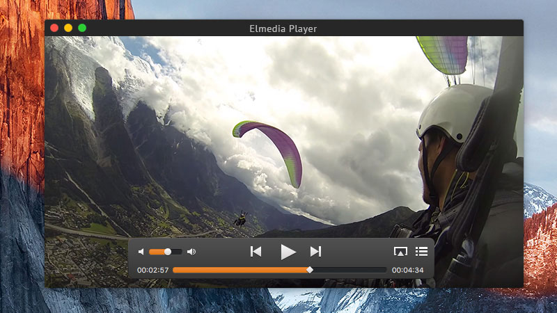 Mac 4K video player