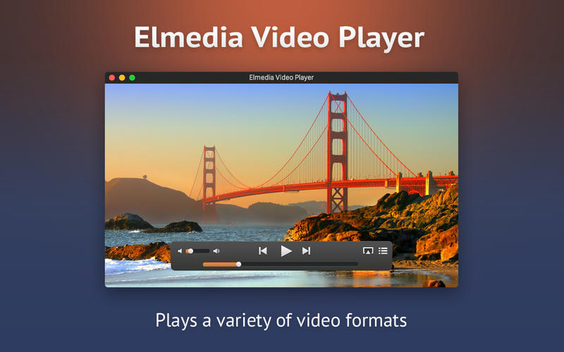 Elmedia Video Player MAS