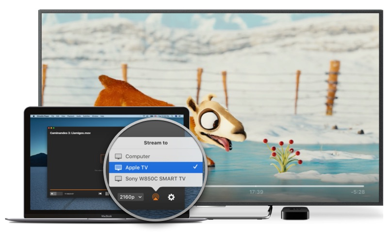 Enjoy High-quality Streaming Videos Mac with Beamer alternatives