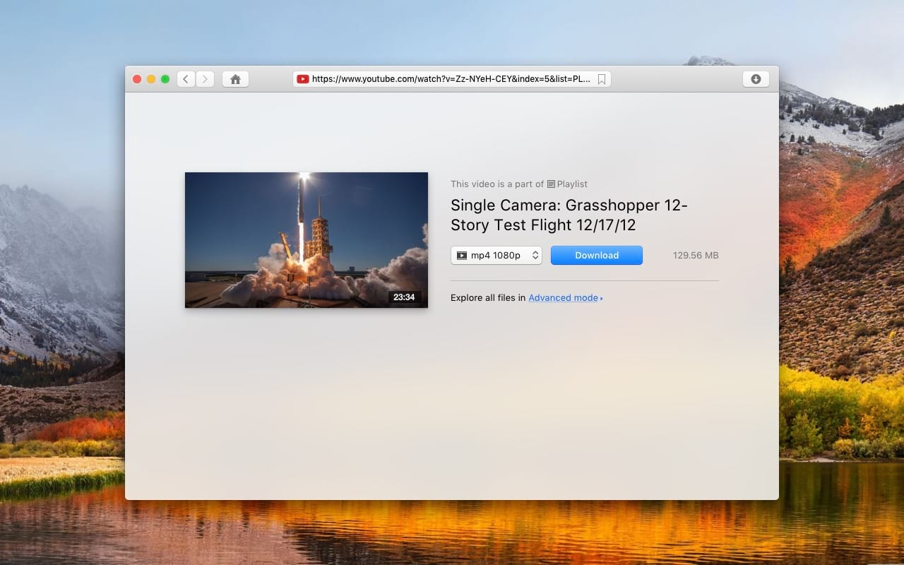 html5 downloader for mac