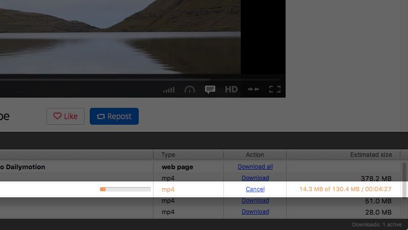 Download hd videos from facebook with elmedia player pro download facebook video on mac ccuart Images