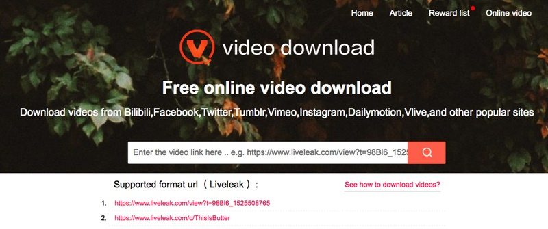 top video downloader online