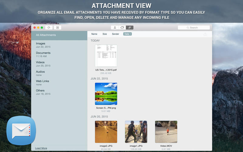 Outlook app Mac OS X: Outlook Mac file attachments