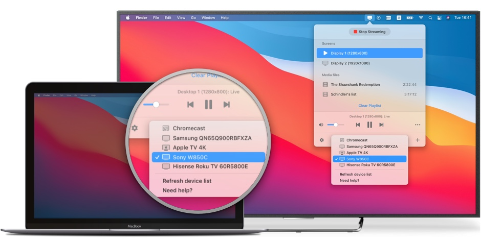 How To Connect Mac Sony Tv, Can You Screen Mirror Mac To Sony Tv