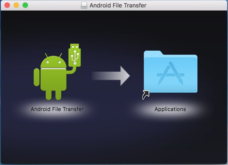 AFT, in fact, is the first app you think of when you need to transfer data from Android to Mac.