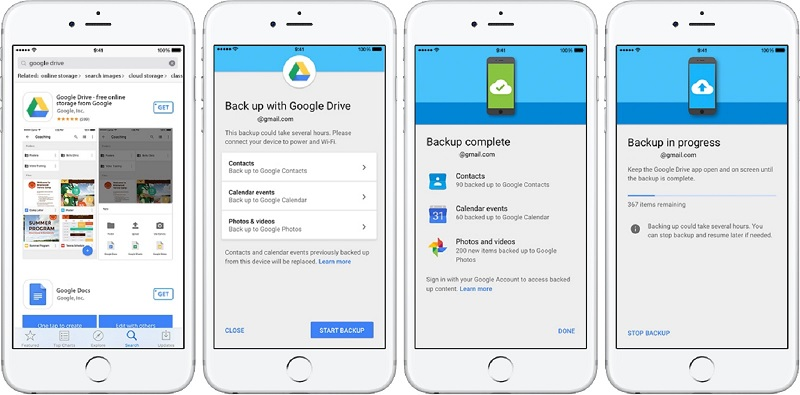 This backup can come in handy for Android data transfer