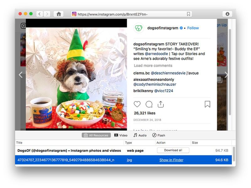 Let's look at guides to  download Instagram photos and videos Mac