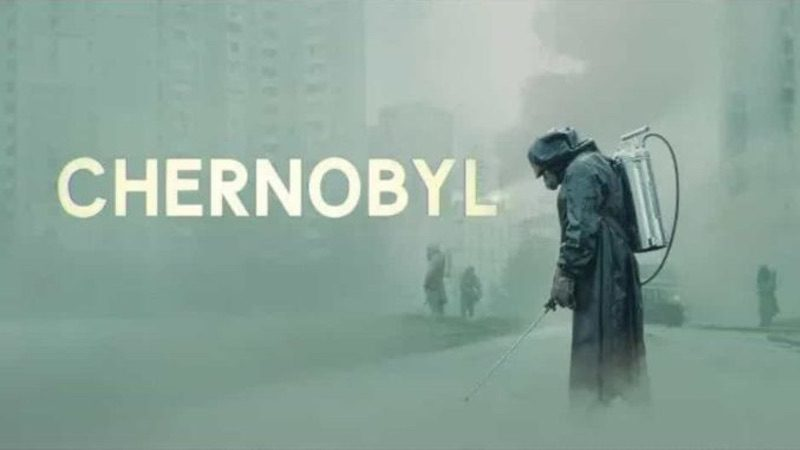 It was a brief description for Chernobyl by HBO.