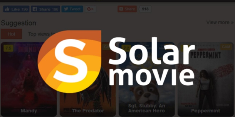 Here is SolarMovie summary: