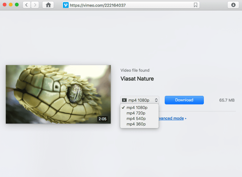 Download instagram video mac
