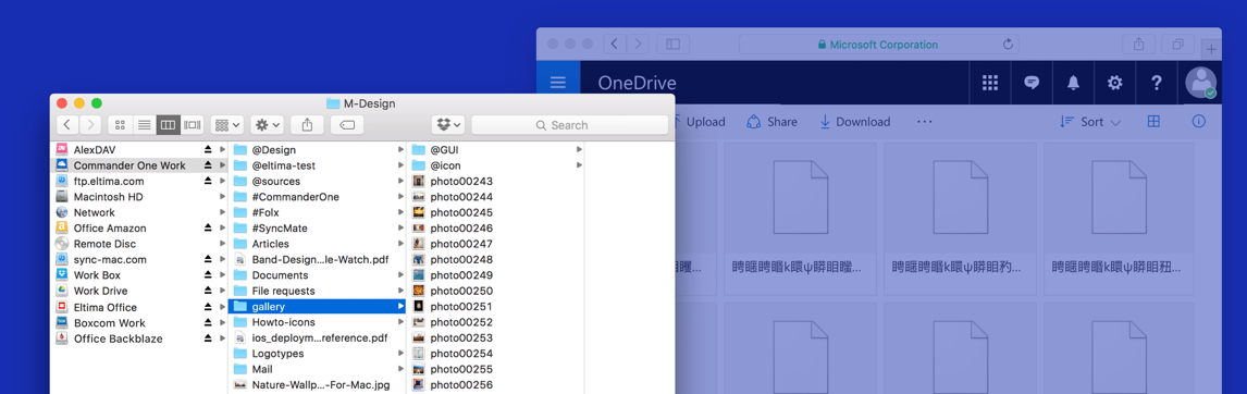 OneDrive encryption for Mac users | CloudMounter