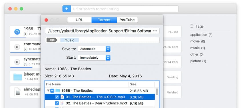 Torrent Movies Download for Mac