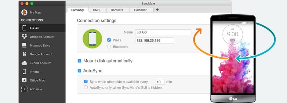 LG PC Sync Suite Download - TechSpot