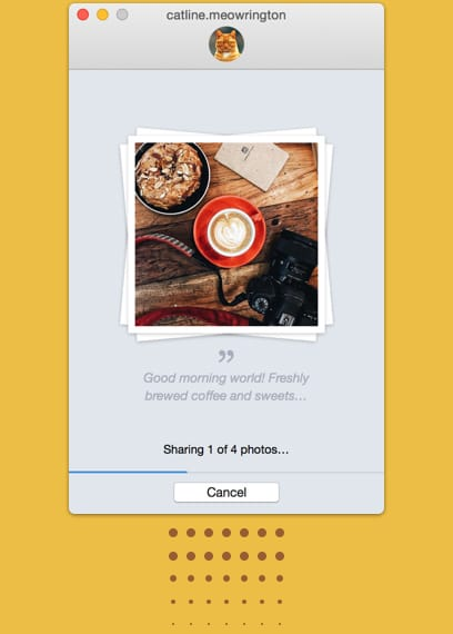 Uplet upload all your images in one go