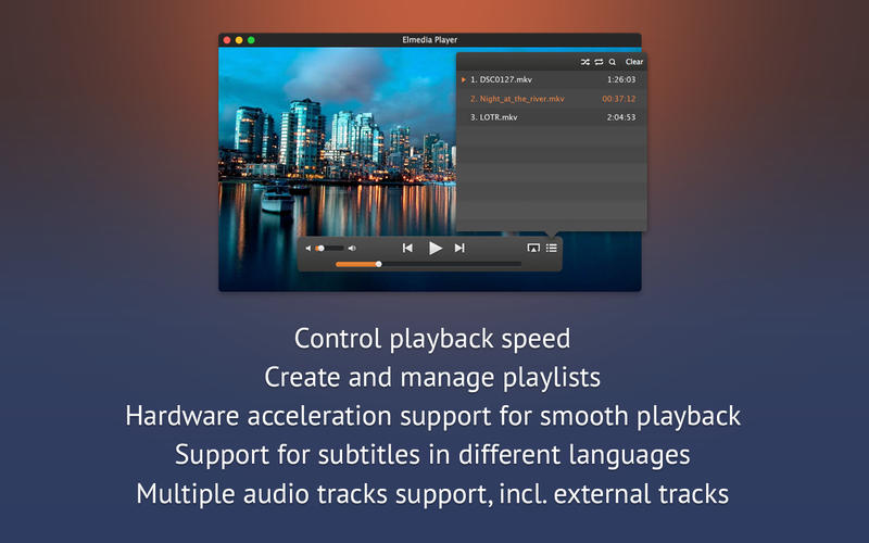 Elmedia Player - Multiformat app gets new features and improvements Image