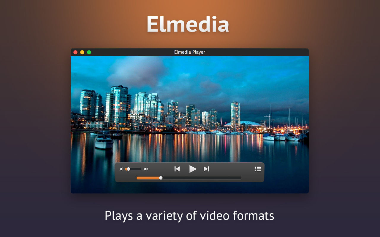 Just released - New Elmedia Video Player with AirPlay support Image